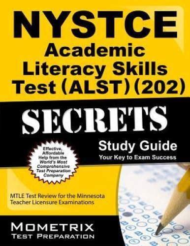 Alst Study Guide