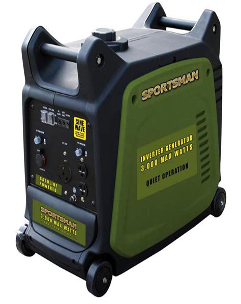 American Camper 3000 Watt Generator Manual