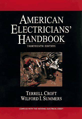 American Electricians Manual