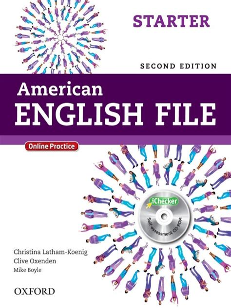 American English File Starter Guide Quiz