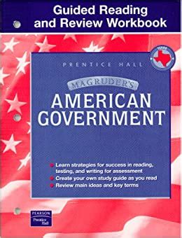 American Government Guided Reading And Review Workbook Answers