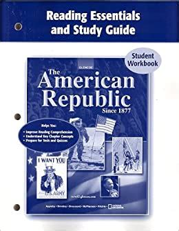 American Republic Since 1877 Study Guide Answers