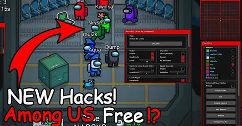 Among Us Hack Android