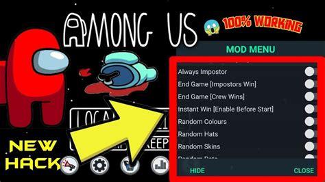 Cheat Among Us Among Us Download Free Among Us Mod Apk Always Imposter Home Cheat Among Us