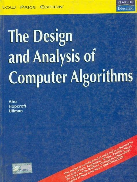 Analysis Of Algorithms Mcconnell Solutions Manual