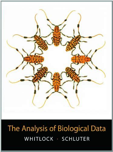 Analysis Of Biological Data Solutions Manual Whitlock