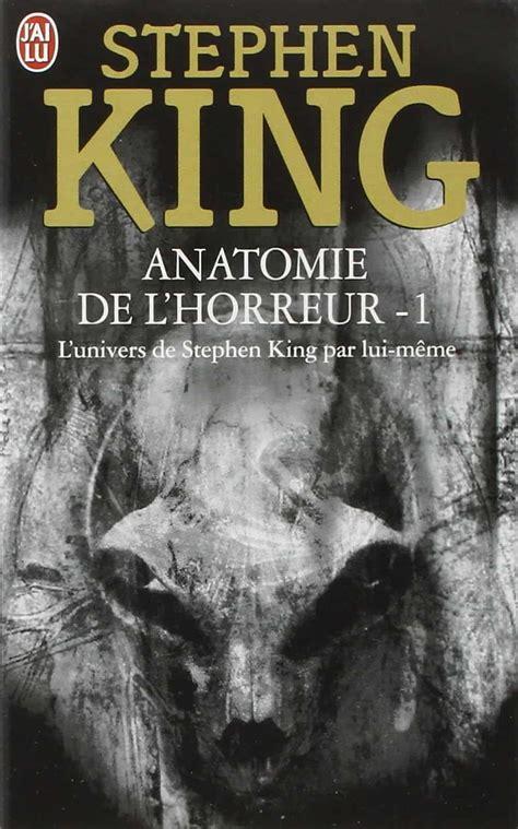 Anatomie De L Horreur