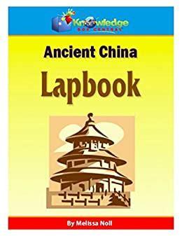 Ancient China Lapbook English Edition