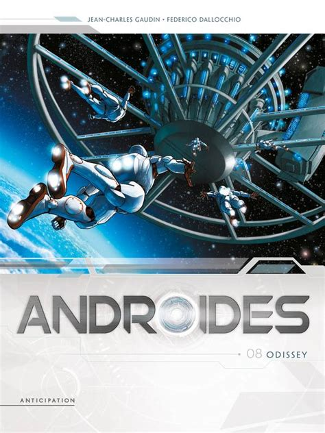 Androides 08 Odissey