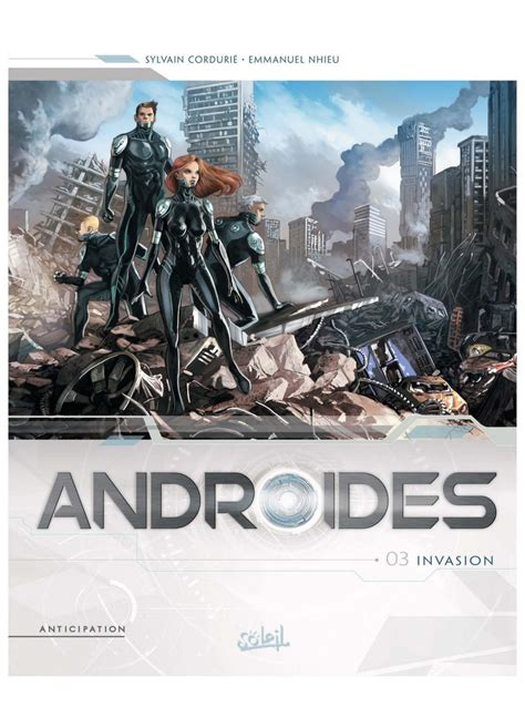 Androides T03 Invasion