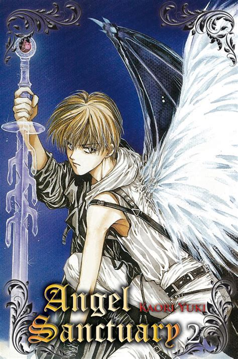 Angel Sanctuary Tome 2 Ned