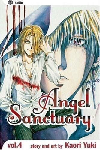 Angel sanctuary Vol.4