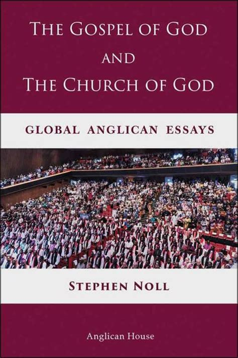 Anglican Essays