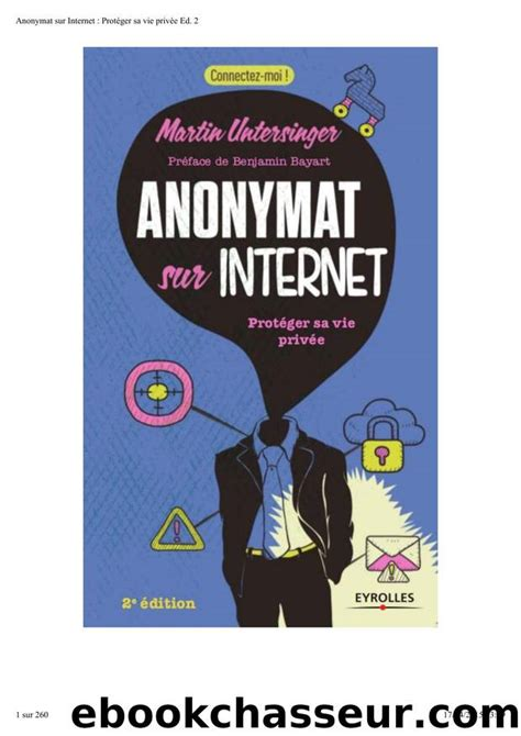 Anonymat Sur Internet Proteger Sa Vie Privee