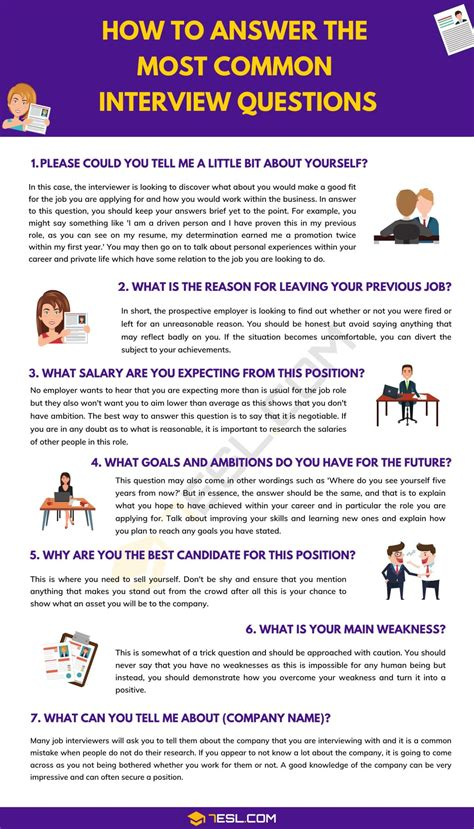 Answers To Basic Interview Questions