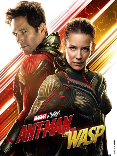 Ant man and the wasp (2018) online