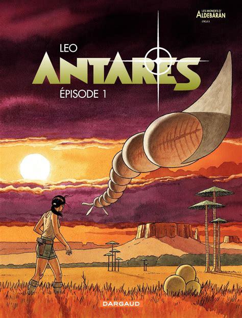 Antares Tome 1 Episode 1