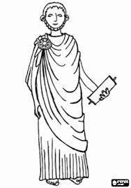 Antigua Grecia Para Ninos Libro Para Colorear Para Ninos