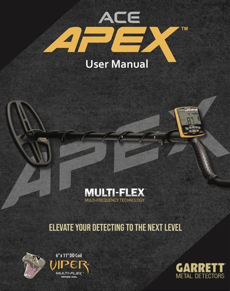 Apex User Manual
