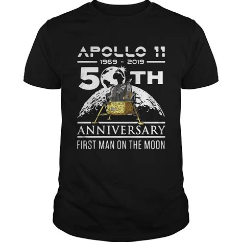 Apollo 11 2019 50th Anniversary Of The First Man On The Moon