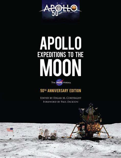 Apollo Expeditions To The Moon The Nasa History 50th Anniversary Edition Dover Books On Astronomy