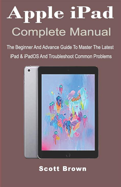 Apple Ipad Manual Online