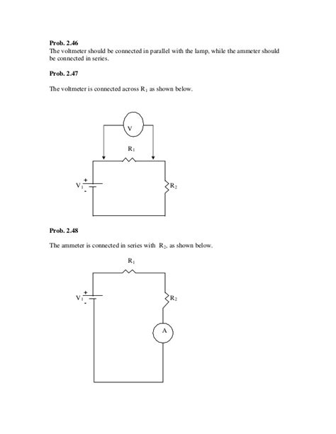 Applied Circuit Analysis Solution Manual 1st Edition