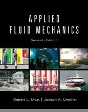Applied Fluid Mechanics Mott Solutions Manual