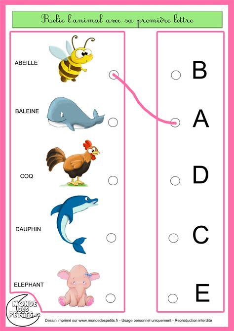 Apprendre A Lire Les Lettres Apprendre L Alphabet Livres D Eveil Et D Apprentissage Scolaire Pour Les Enfants De 5 A 6 Ans T 2