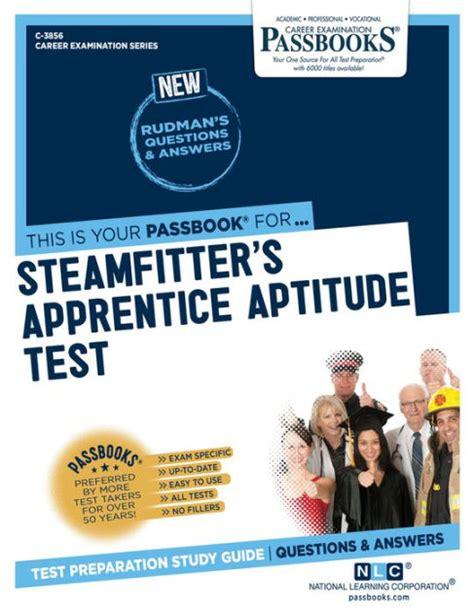 Apprentice Test Aap Study Guide