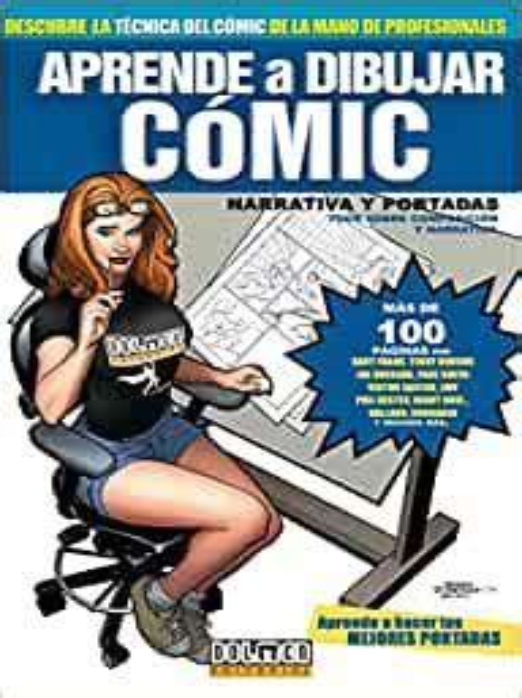 Aprende A Dibujar Comic Vol 4 Spanish Edition