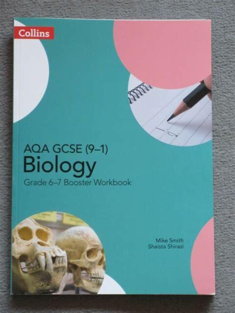 Aqa Gcse 9 1 Biology Grade 6 7 Booster Workbook Gcse Science 9 1