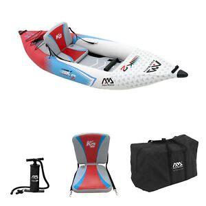 Aqua Marina Betta Vt K2 Two Aufblasbares Kajak Kanu Mit Drop Stitch Boden