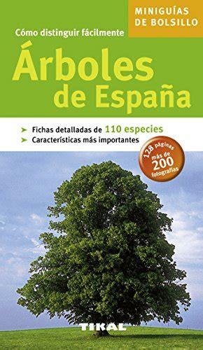 Arboles De Espana Miniguias De Bolsillo
