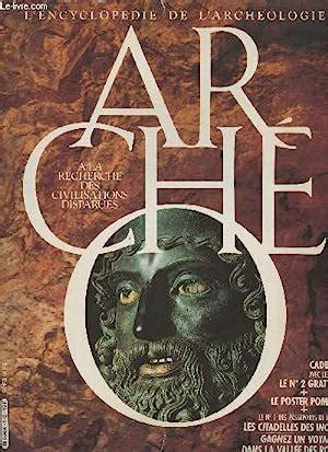Archeo : l'encyclopédie de l'archéologie : a la recherche des civilisations disparues. 7. Italie. 2.