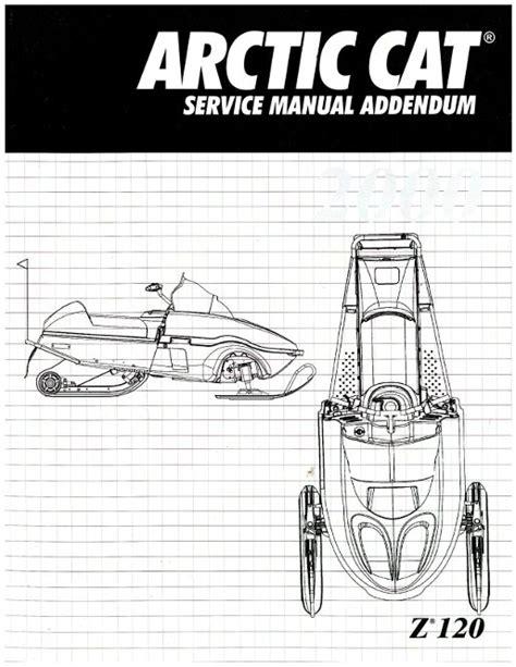 Arctic Cat 2000 Workshop Service Repair Manual Snowmobile