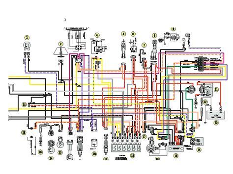Arctic Cat 500 Wiring Diagram 2001
