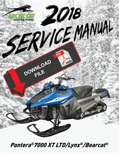 Arctic Cat Lynx Repair Manual
