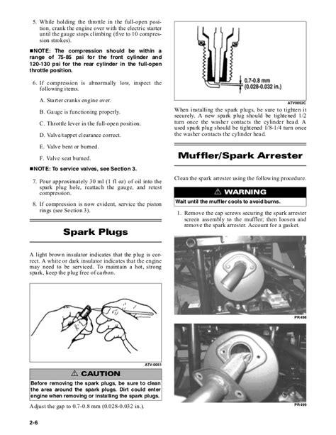 Arctic Cat Prowler Xtz Service Repair Manual 2009 2010