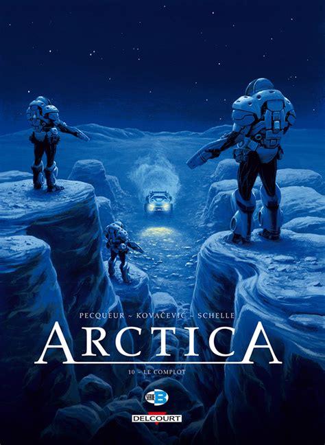 Arctica T10 Le Complot