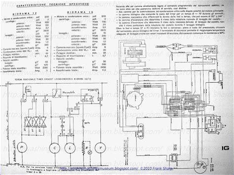 Ariston Washing Machine Wiring Diagram