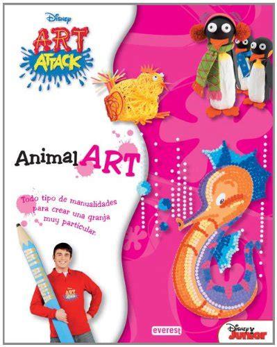 Art Attack Animal Art Todo Tipo De Manualidades Para Crear Una Granja Muy Particular Artividades Divertidas