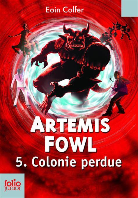 Artemis Fowl, 5:Colonie perdue