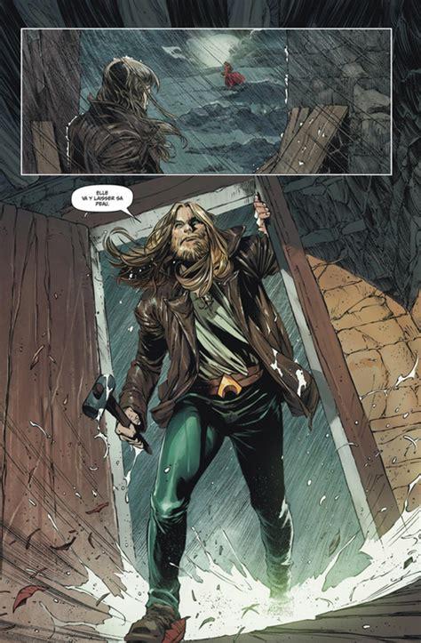 Arthur Curry Aquaman Tome 1 Eaux Troubles