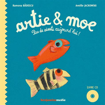 Artie Et Moe Cd Braille