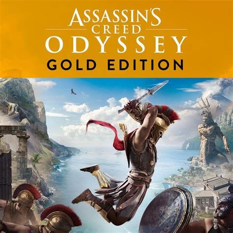 Assassin's Creed Odyssey Gold Edition + All DLC