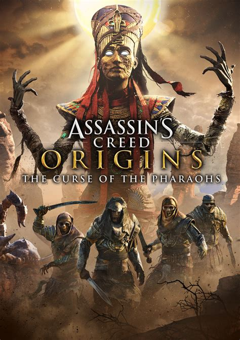 Assassin's Creed Origins + The Curse of the Pharaohs (DLC)