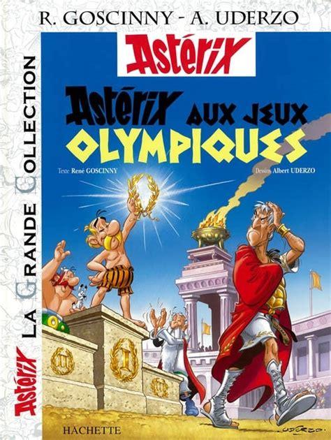 Asterix La Grande Collection Asterix Aux Jeux Olympiques N12