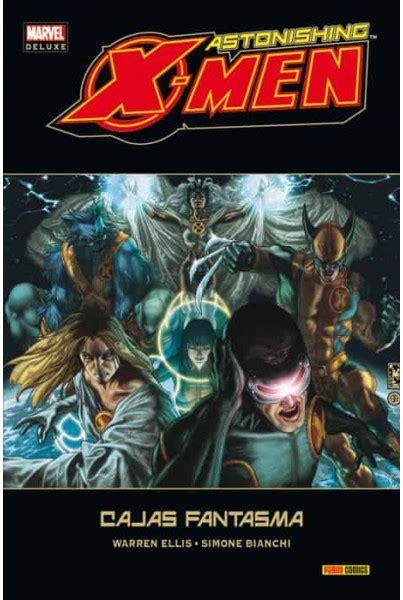 Astonishing X Men Cajas Fantasma Deluxe Astonishing X Men