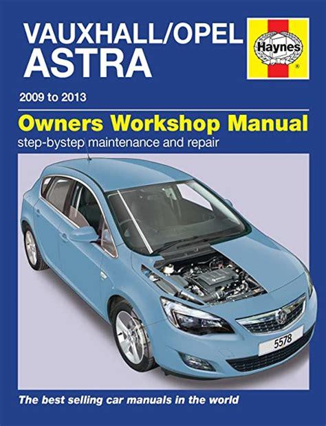 Astra Maintenance Manual